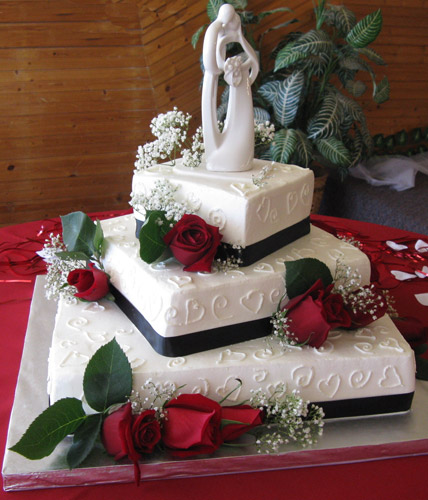This Design Is Just As Wedding Cakes Come In Many Shapes